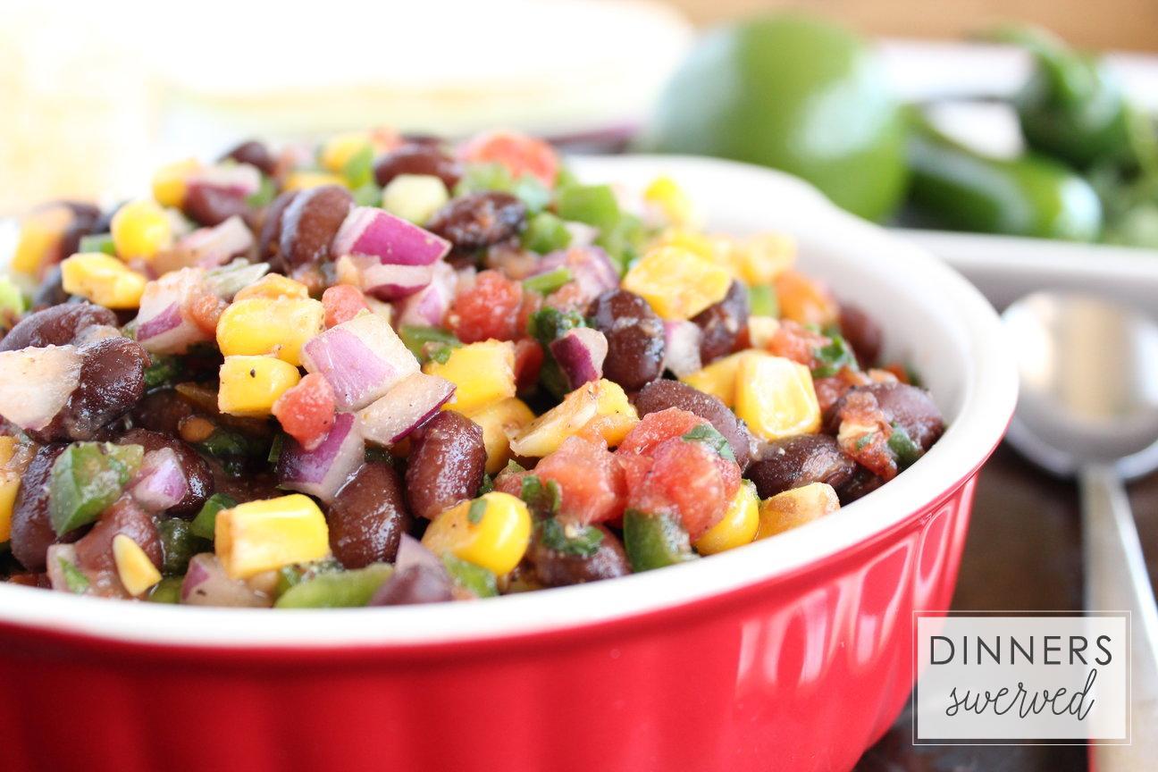 Black Bean and Corn Salsa copy 2