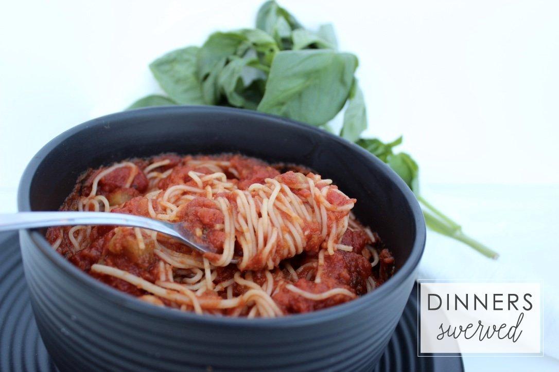 Chunky Tomato Sauce3